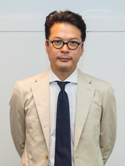 俳優 田中哲司さん